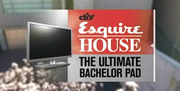 Esquire's 2010 Ultimate Bachelor Pad