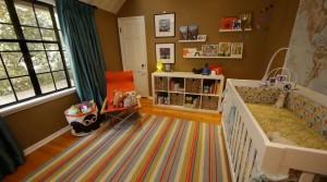 Child Style - Gender Neutral Boy's Nursery
