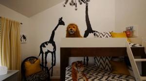 Child Style - Safari Boys Room