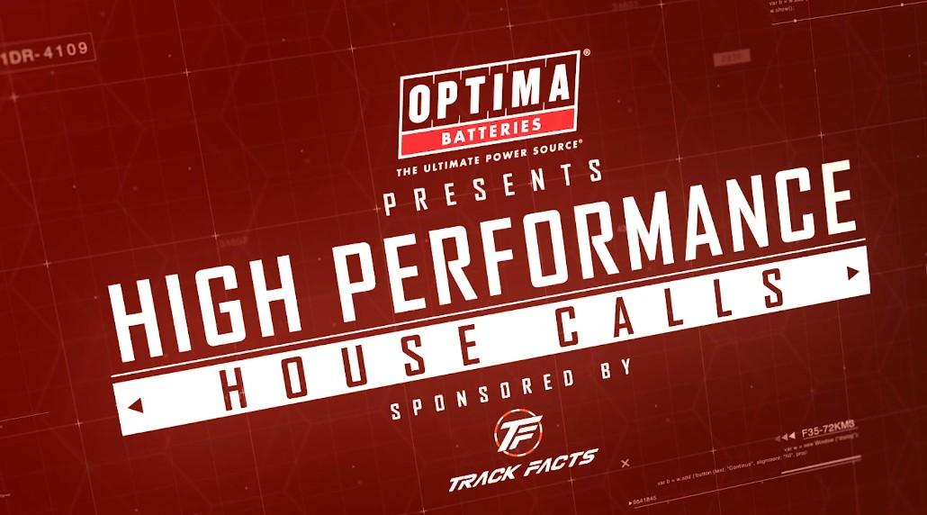 High Performance House Calls Tucci